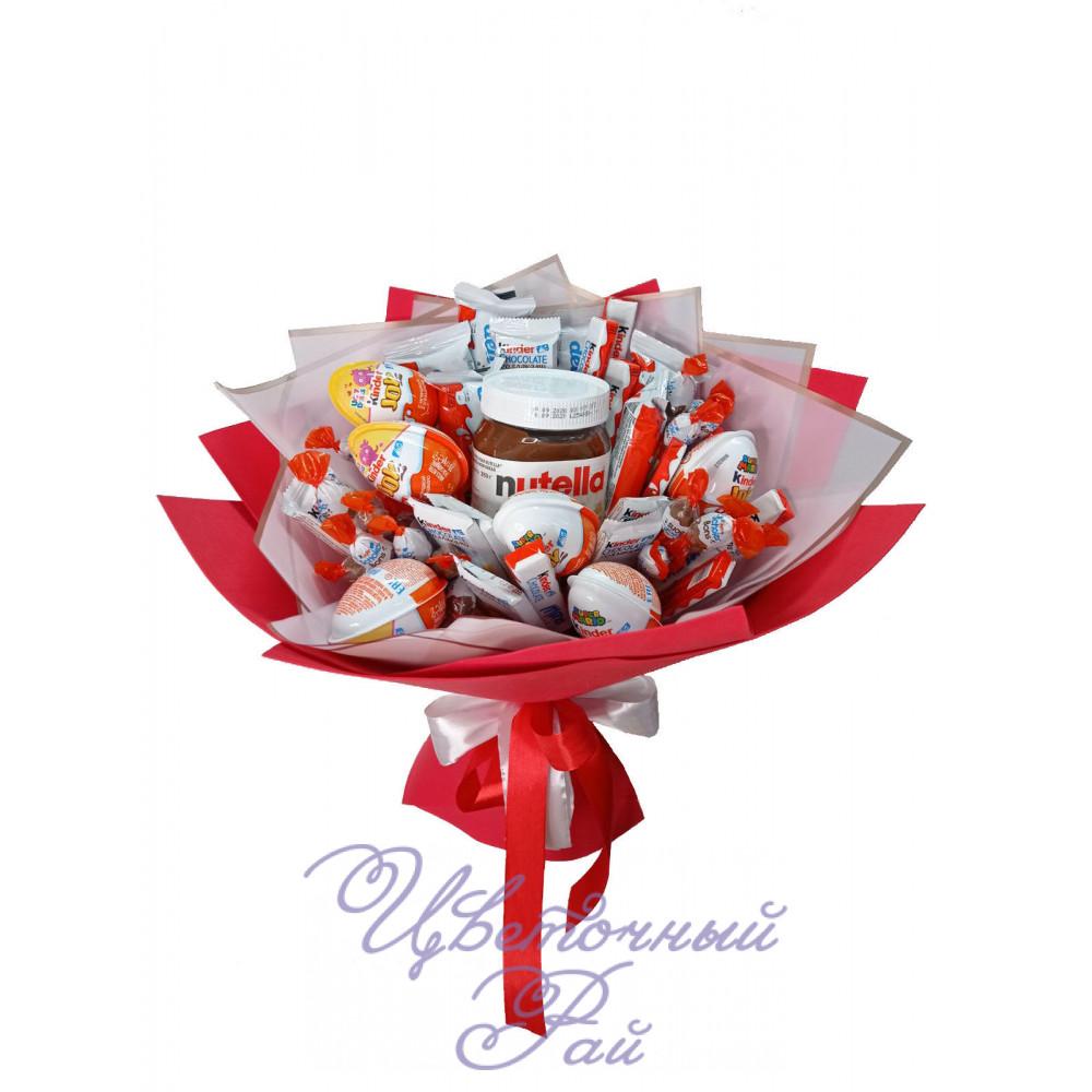 Киндер букет - доставка цветов Ялта